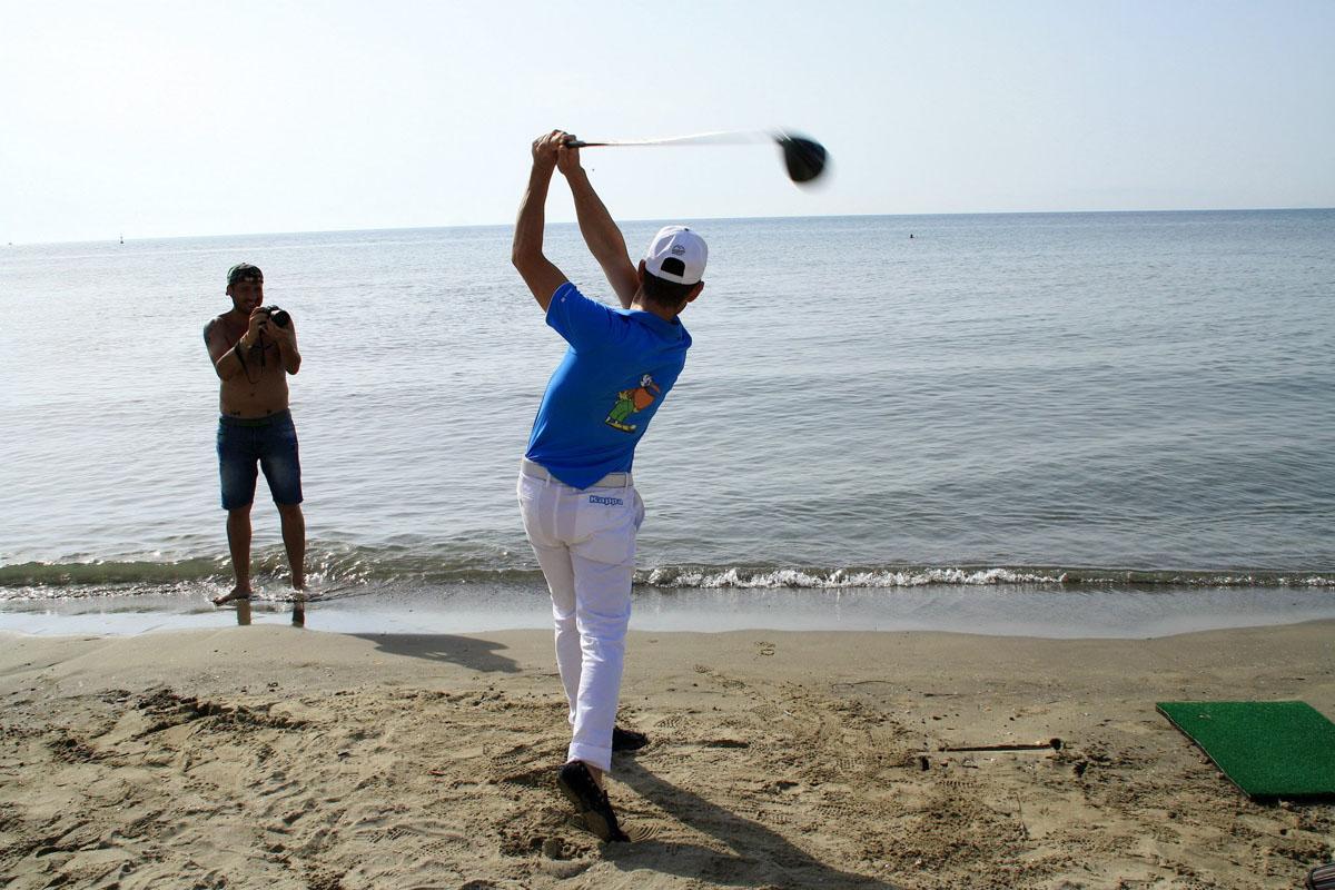 Beach Golf 2014