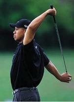 riscaldamento nel golf