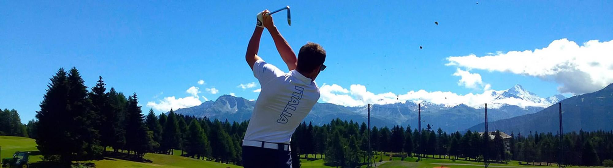 Swing: i segreti per un colpo perfetto - Golf Point