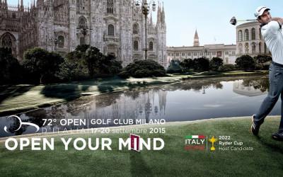 72° Open d'ITALIA