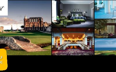 St Andrews 14-18 maggio: viaggio nel Tempio del golf