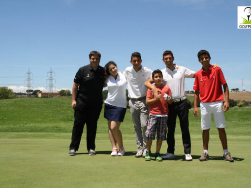 Golf Point Summer Camp 2016