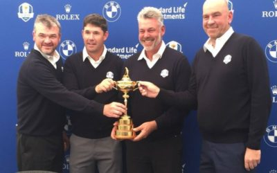 Ryder Cup – giorno 1: Europa in rimonta