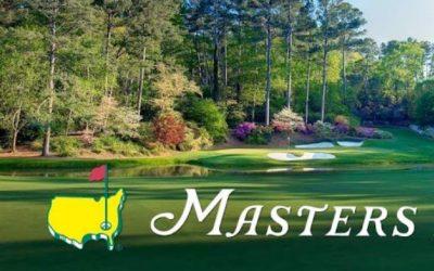 Keep calm, it's Masters week