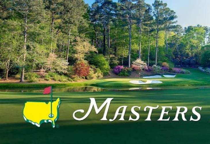 Keep calm, it's Masters week