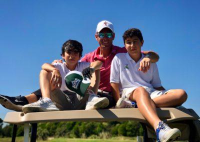 Corso di golf per bambini Roma - Paolo Augusti