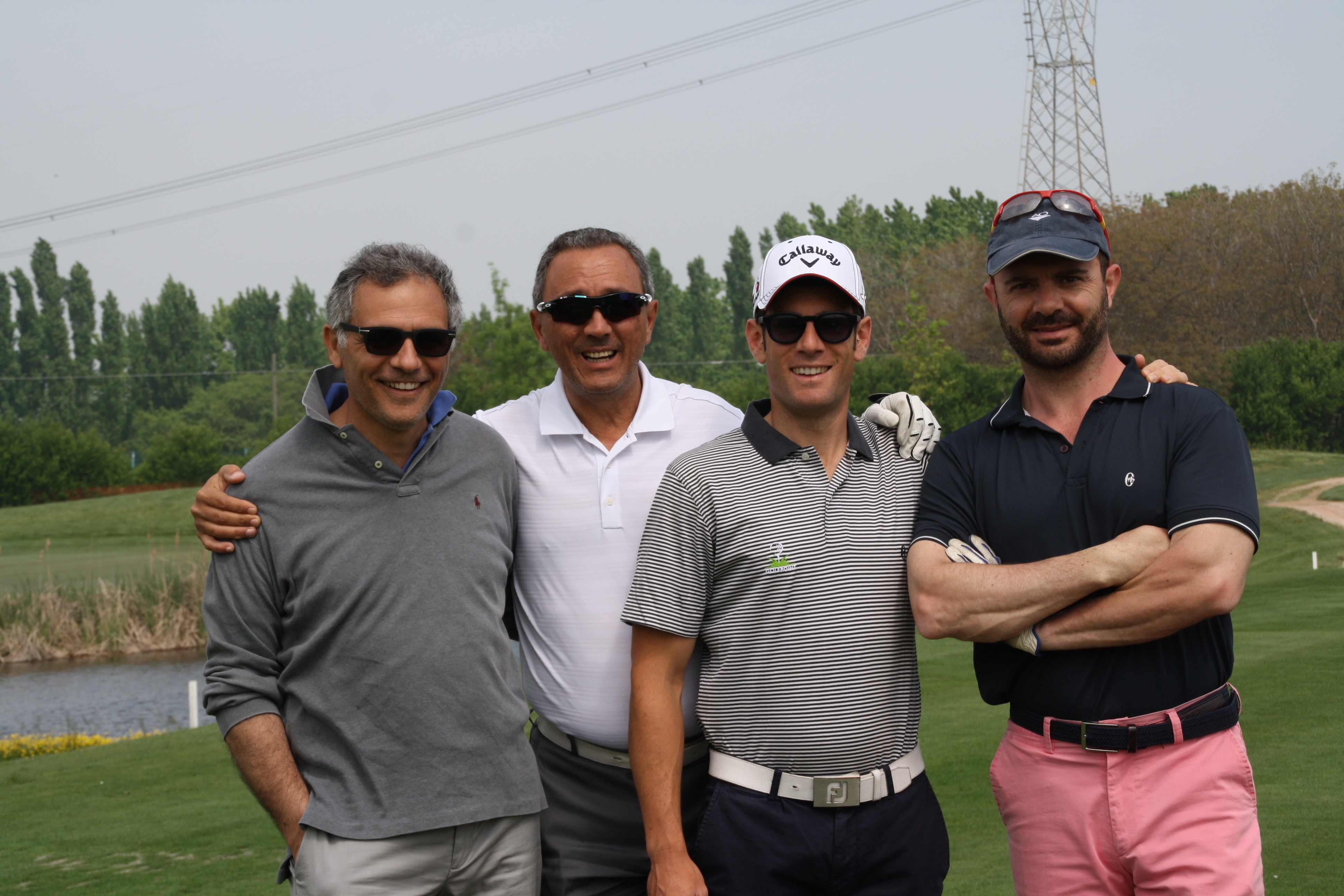 Spring Golf Clinic – Aprile 2015
