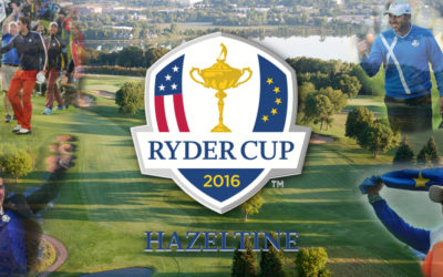 Ryder Cup 2016: il team Europa!